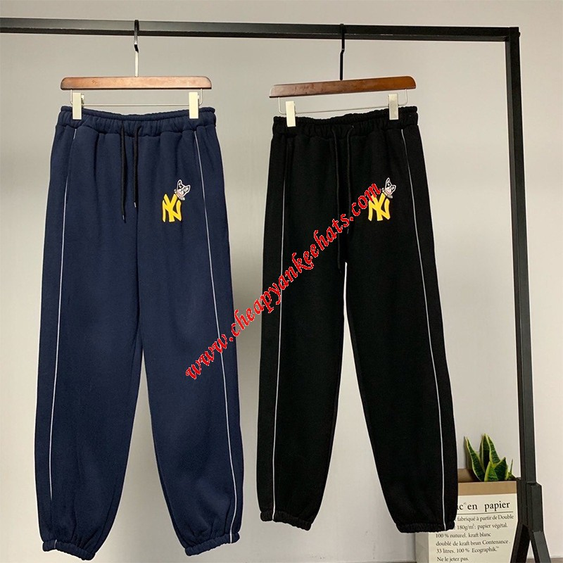 MLB NY Bark Time Pants New York Yankees