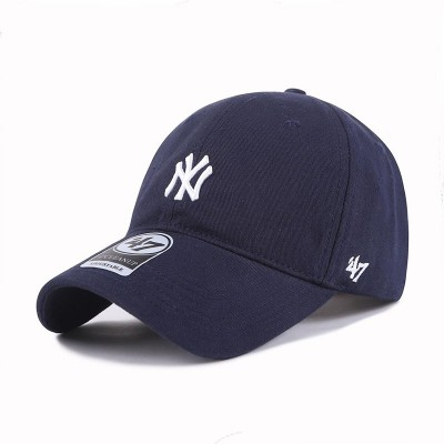 MLB NY 47 Brand Cap New York Yankees Hat Navy Blue
