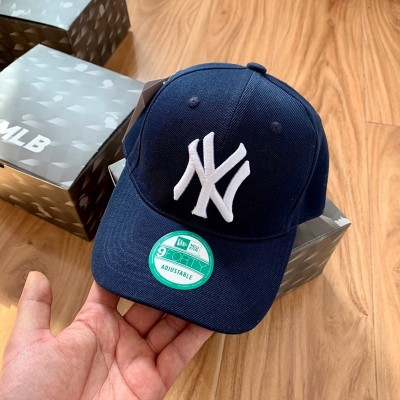 MLB NY 9Forty Adjustable Cap New York Yankees Hat Navy Blue