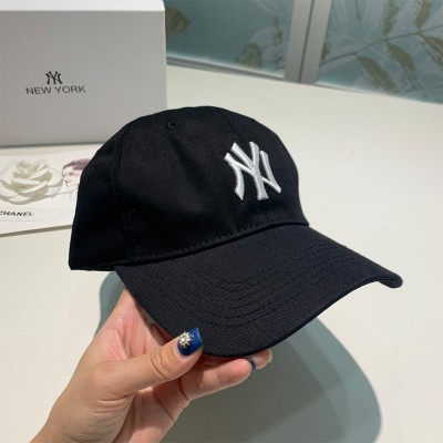 MLB X Disney Ball Cap New York Yankees Hat Black