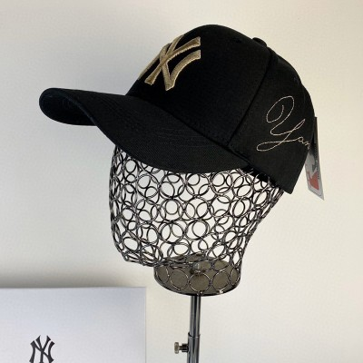 MLB NY Heroes Adjustable Cap New York Yankees Hat Black