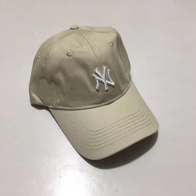 MLB NY Rookie Ball Cap New York Yankees Hat Khaki