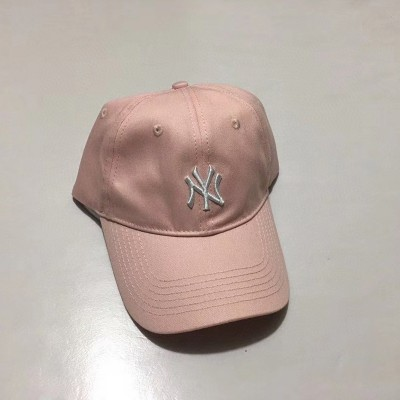 MLB NY Rookie Ball Cap New York Yankees Hat Pink